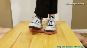 Madam's New Shoes – Twig And Berries CBT Trample