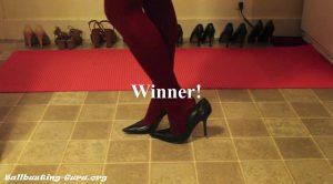 Miss Chaiyles' Ballbusting Shoe Series | Episode 3 – Heels – Miss Chaiyles