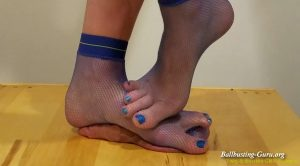 The Fishnet Blues – Twig And Berries CBT Trample