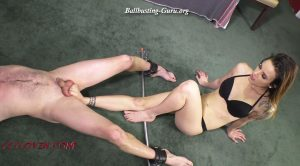 Ballbustin' & Foot Lovin' – A Blast of Sunshine – MP4 Large – Sunshine