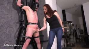 Mistress Lady Renee – Busted hard