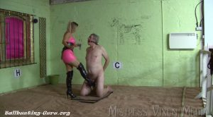 Mistress Vixen – Gritty in Pink