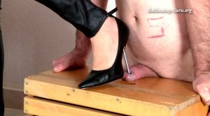 004. Sadistic Lady Satori – complete – Sexy Lady Boots and High Heels