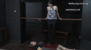 Viktoria vs. cock – Sadurnus