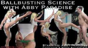 Ballbustin' & Foot Lovin' – Ballbusting Science with Abby Paradise