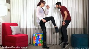 Ballbusting Beauties – Birthday Boots – Sablique Von Lux