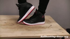 Princess Anastasia – Nike Jordans Cock Crush