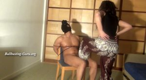chicks-vs-balls – TIED AND BUSTED – Mistress Nia