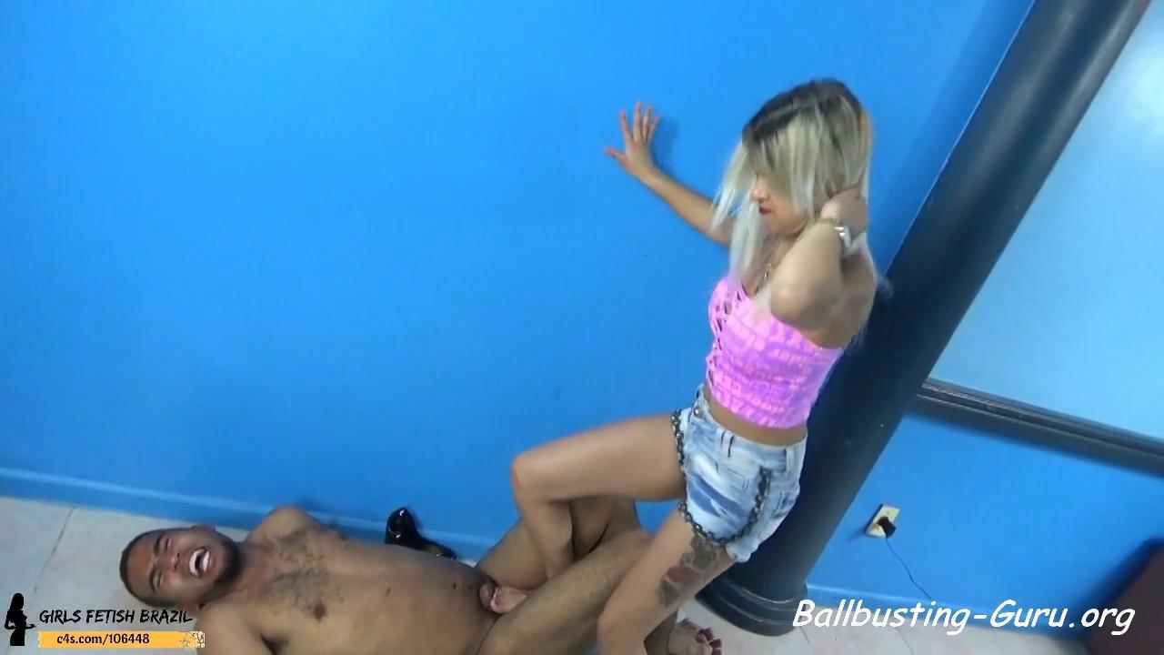 2 Girls 1 Guy Ebony Threesome