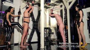 Ballbusting Competition – QUEENS OF KINK