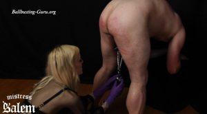 Jingle Balls CBT Slave for Goddess – Mistress Salem