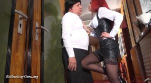 Job application – Lady Fabiola Fatale – Roleplay Bossy Secretary does interrogation and humiliation