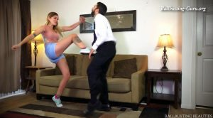Ballbusting Beauties – Attitude Adjustment 2: The Head of the Family – Ayla Aysel