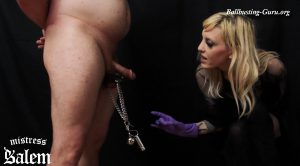 Mistress Salem – CBT Goddess Worship Sub Training FULL FILM