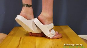 Twig And Berries CBT Trample – Fugly Sandals One More Time