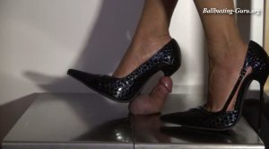 High heel cock trample HD – Catherine – D Studio Media
