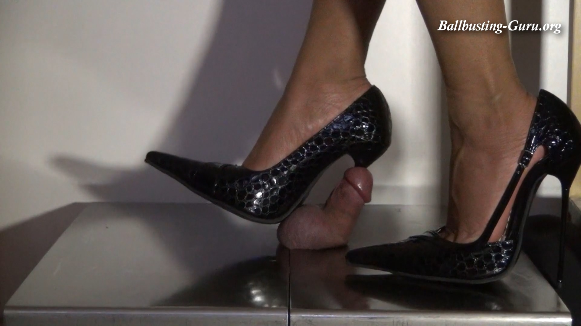 High Heels Crush Fetish