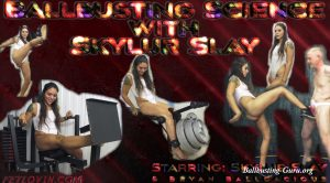 Ballbustin' & Foot Lovin' – Ballbusting Science with Skylur Slay