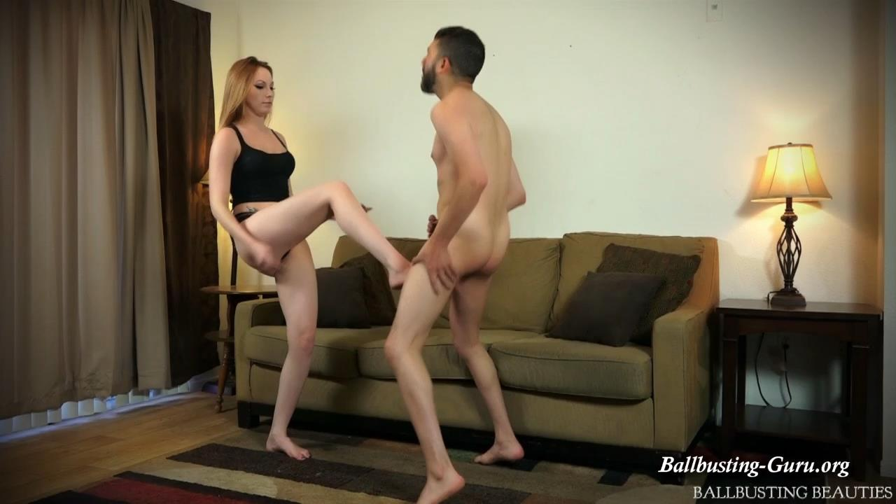 Ballbusting cuckold Cuckold Ballbusting