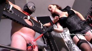 Mistress Lady Renee – Nailed, needled and forced