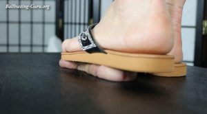 The proper way to cum – Sweets Treats Trample Femdomme