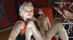 Venus Vendetta – Tickle-punishment – Kitzelstrafe