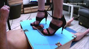 Genitals under hard pressure 2 cam2 HD – Dianas-fetish-lounge