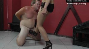 CRUEL MISTRESSES – Inner orgasm and terrible pain HD – Mistress Anette