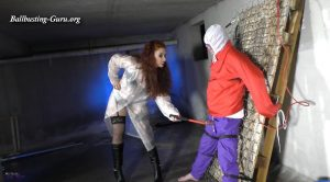 Mistress Lady Renee – CBT in rainwear