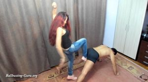 Mistress Inni – Slave training