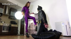 Ania – Batman Vs Catwoman – Fuck Her Or Forgive Her – HD Polish Mistress