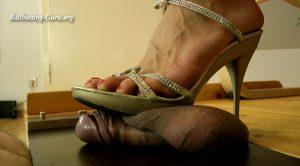 Boot Heel Worship Cbt Humiliation – BallsBelongUnderMySoles