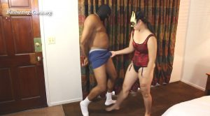 Black Testicle Assault Mistress HD – THE HUMILIATION ZONE