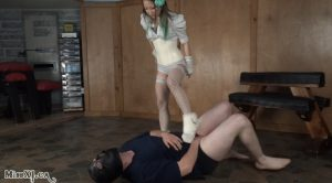 Brutal Ballbusting Beatdown with Miss XI (Part 2) – Girls Next Door: TEAM BALLBUSTER