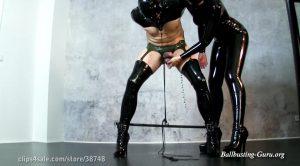 MY SLAVE HD Femdom Videos – Heavy Rubber Coercion 2