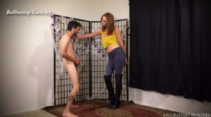 If You Want To Fuck Me Boots – Sablique Von Lux – Ballbusting Beauties