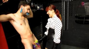 Miss Kitty Bliss – Painful Pegfest