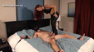 Stefania Mafra Crushes Her Slave's Cock & Balls – Fetish Cartel