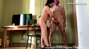 Madam Director – Yogi and Lola – Bad Boyfriend Ballbust