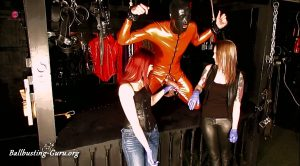 Miss Kitty Bliss – 2 Ladies Enjoying CBT