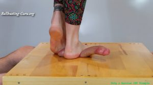 Dancing And Pain – Twig And Berries CBT Trample