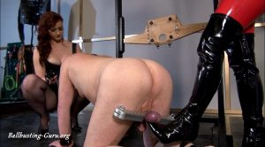 She Reigns – Extreme CBT with Goddess Vivienne & Mistress Tess