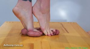 Twig And Berries CBT Trample – I Love The Squishy Feeling