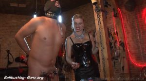 FEMDOMBEAUTIES – SYONERA VON STYX – YOU MUST SUFFER FOR ME!