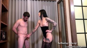 Goth Charlotte – Can I Please Cut Your Balls Off? POV