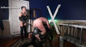 Cane vs Ass – Goddess Pepper