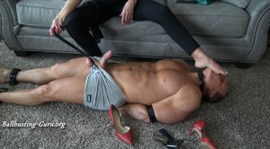 Goddess Zephy – Fucked over and then FUCKED!!!!