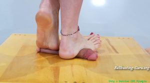 Twig And Berries CBT Trample – Pressed Under Pink Toes