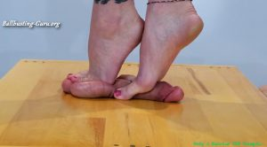 Twig And Berries CBT Trample – Tip Toe From Tip To Testes