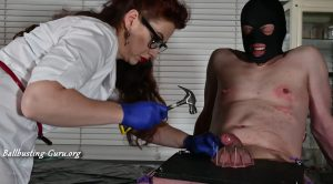 Mistress Lady Renee – Cock improvement nailing